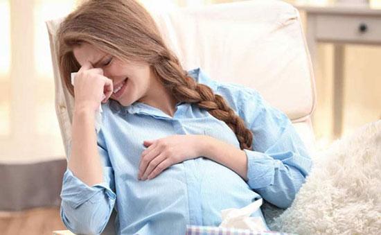 درد قفسه سینه در بارداری