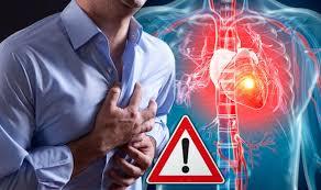 موارد پرخطر علت درد قفسه سینه سمت چپ
