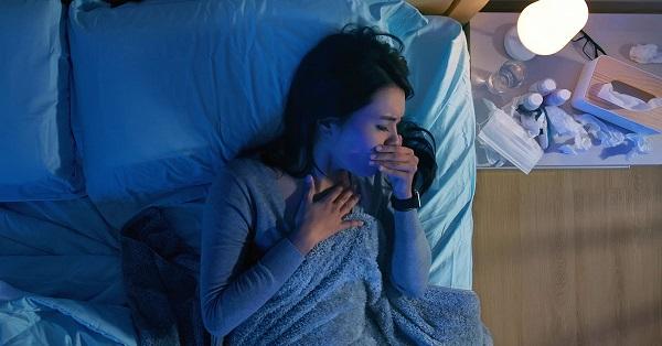 بیدار شدن از خواب با درد قلب