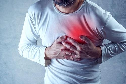 درد قلب هنگام خواب