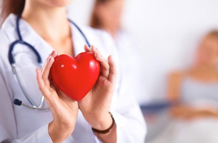 علائم قلب درد