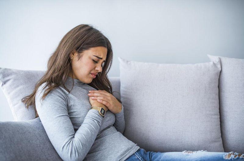 درمان خانگی تیر کشیدن قلب
