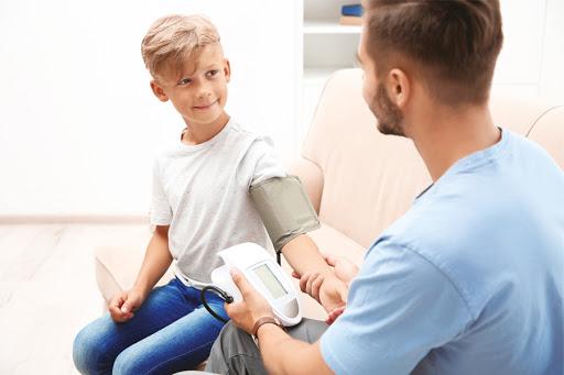 علل فشار خون بالا در کودکان