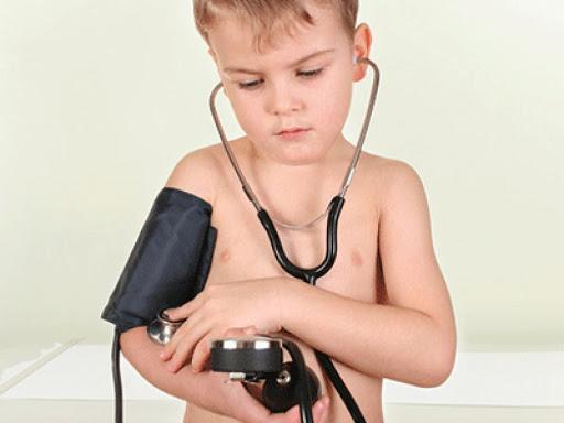 عوامل خطر فشار خون در کودکان